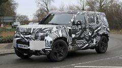 Nuova Land Rover Defender: ecco gli interni - Immagine: 13