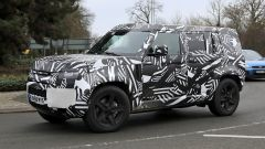 Nuova Land Rover Defender: ecco gli interni - Immagine: 14