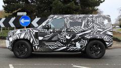 Nuova Land Rover Defender: ecco gli interni - Immagine: 15