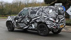 Nuova Land Rover Defender: ecco gli interni - Immagine: 16