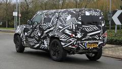 Nuova Land Rover Defender: ecco gli interni - Immagine: 17