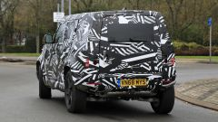 Nuova Land Rover Defender: ecco gli interni - Immagine: 18
