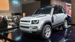 Land Rover Defender 2020 al Salone di Francoforte