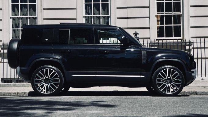 Land Rover Defender 2020 by Kahn Design