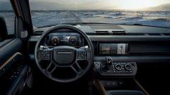 Land Rover Defender 2020, gli interni