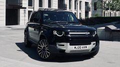 Land Rover Defender 2020 in fibra di carbonio by Kahn Design