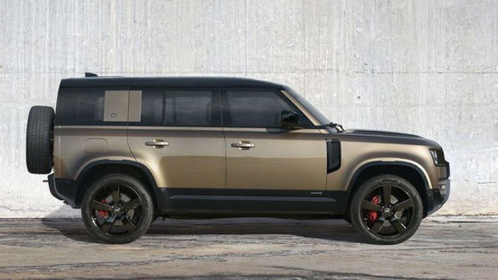 Nuova Land Rover Defender 2020: prezzo, foto, scheda ...