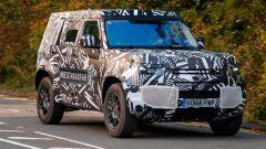 Land Rover Defender 2020, foto spia del modello definitivo - Immagine: 8