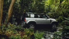 Land Rover Defender 2020, prime foto ufficiali
