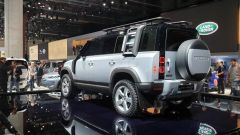 Land Rover Defender 2020, stand Land Rover Francoforte 2019