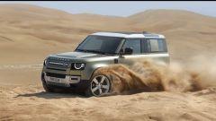 Land Rover Defender 2020, Terrrain Response di serie