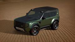 Land Rover Defender 80: come lo immagina il designer Dejan Hristov