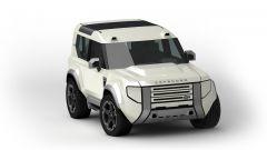 Land Rover Defender 80: in seguito al lancio arriverà anche la versione plug-in hybrid