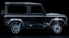 Land Rover Defender 90: il Defender Suspension Upgrade Kit