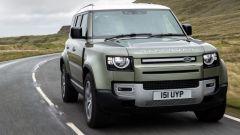 Land Rover Defender Hydrogen: solo una concept. Per ora - Immagine: 1
