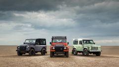 Land Rover Defender: addio in tre atti - Immagine: 1