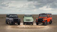 Land Rover Defender: addio in tre atti - Immagine: 2