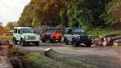 Land Rover Defender: addio in tre atti - Immagine: 3
