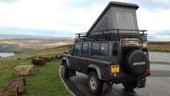 Land Rover Defender camper vista 3/4