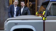Land Rover Defender, così la vuole Paul Smith - Immagine: 3
