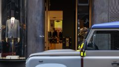 Land Rover Defender, così la vuole Paul Smith - Immagine: 1