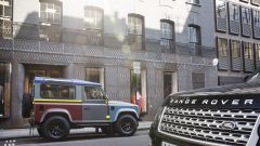 Land Rover Defender, così la vuole Paul Smith - Immagine: 2