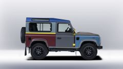 Land Rover Defender, così la vuole Paul Smith - Immagine: 9
