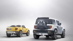Land Rover Defender DC100 Sport - Immagine: 18