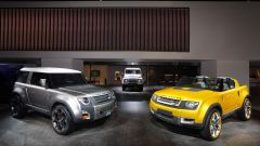 Land Rover Defender DC100 Sport - Immagine: 3