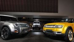 Land Rover Defender DC100 Sport - Immagine: 4