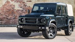 Land Rover Defender Double Cab Chelsea Wide Track by Kahn Design - Immagine: 1