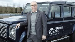 Land Rover Defender Electric - Immagine: 15