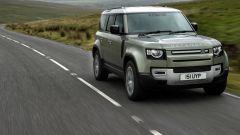 Land Rover Defender a idrogeno: quando esce, come funziona. Video