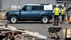 Land Rover Defender Hard Top, fuoristrada al servizio dei professionisti