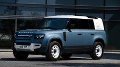 Land Rover Defender Hard Top, torna un nome storico