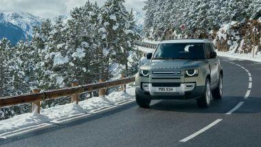 Land Rover Defender: la 130 avrà otto posti e sfiderà BMW X7 e Mercedes G