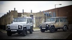 Land Rover Defender: nel 2013 si cambia - Immagine: 72
