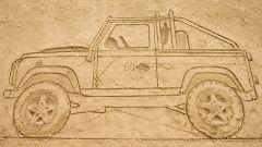 Land Rover Defender: nel 2013 si cambia - Immagine: 62