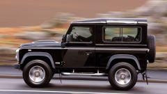 Land Rover Defender: nel 2013 si cambia - Immagine: 32
