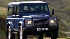 Land Rover Defender: nel 2013 si cambia - Immagine: 14