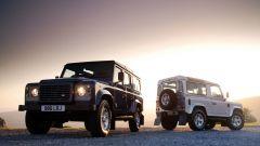 Land Rover Defender: nel 2013 si cambia - Immagine: 17