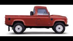 Land Rover Defender: nel 2013 si cambia - Immagine: 2