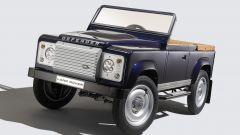 Land Rover Defender Pedal Car concept - Immagine: 3