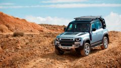 Land Rover Defender SVR: nel 2021 la racing Land Rover?
