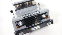 Land Rover Defender: se non puoi averla, fattela con i Lego - Immagine: 4