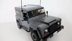 Land Rover Defender: se non puoi averla, fattela con i Lego - Immagine: 7