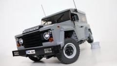 Land Rover Defender: se non puoi averla, fattela con i Lego - Immagine: 8