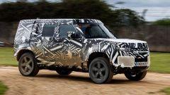 Land Rover Defender, tre varianti di carrozzeria