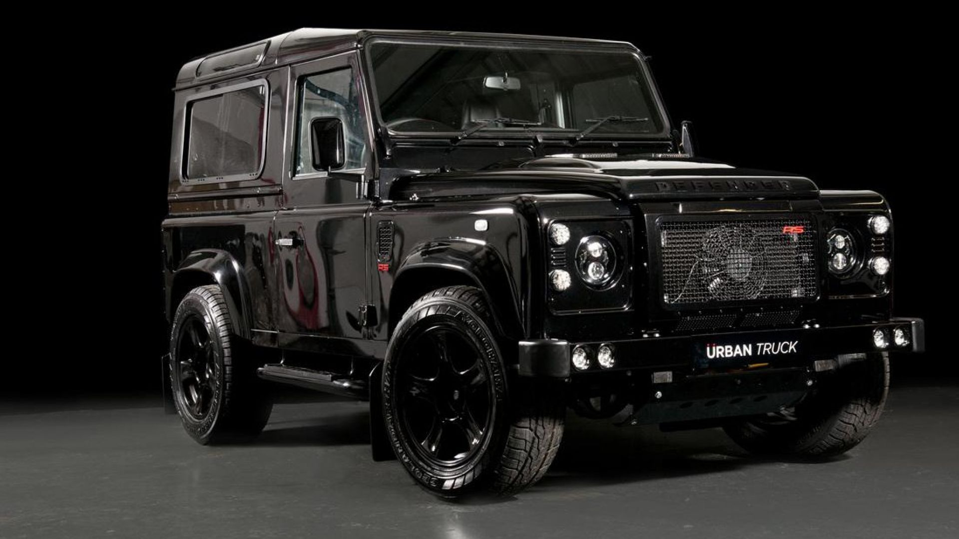 Tuning Land Rover Defender Ultimate Rs Motorbox