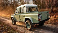 Prima Land Rover Defender, un usato? No, nuova. Ecco dove - Immagine: 2